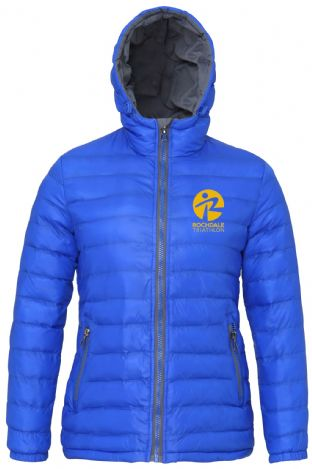 Rochdale Tri Club Ladies Padded Jacket